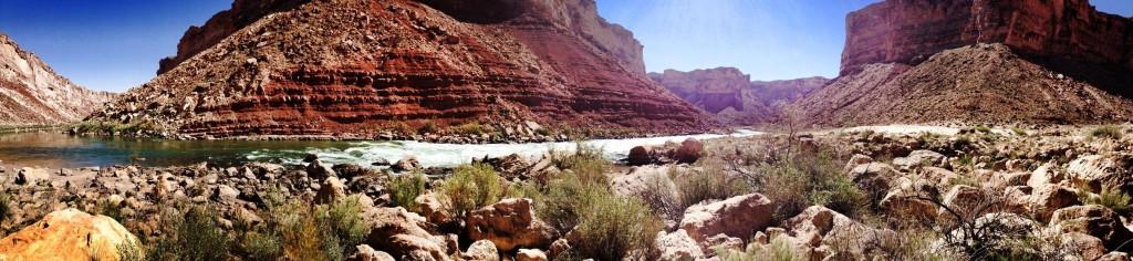 Colorado River at Soap Creek Canyon